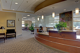 SurgiCenter Welcome Desk